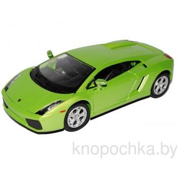 Коллекционная машинка Lamborghini Gallardo Coupe Bburago 1:24