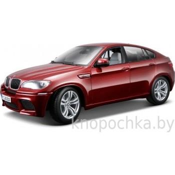 Сборная модель авто BMW X6 М Bburago 1:18
