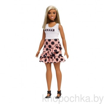 Кукла Barbie Игра с модой FXL51 (пышная)