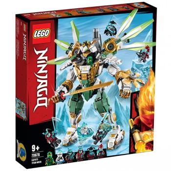 Lego Ninjago 70676 Механический Титан Ллойда