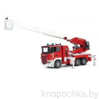 Игрушка Брудер Пожарная машина Scania Bruder 03590