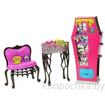 Игровой набор Monster High Студенческая комната отдыха
