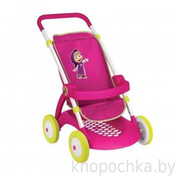 Прогулочная коляска для кукол Маша и Медведь Smoby 254001