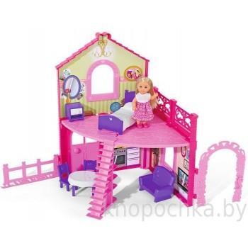 Кукла Эви и ее домик Simba