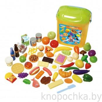 Набор продуктов PlayGo (60 предметов)
