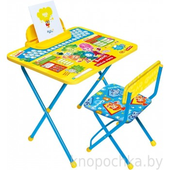 Набор детской мебели Ника Фиксики Азбука