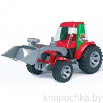 Игрушка Брудер Трактор погрузчик Roadmax Bruder 20102