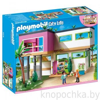 Современный роскошный особняк Playmobil 5574