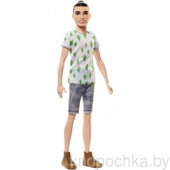 Кукла Кен Barbie Fashionistas FJF74