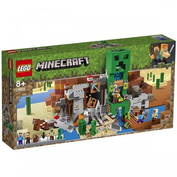 Lego Minecraft 21155 Шахта крипера