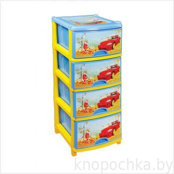 Комод для игрушек детский