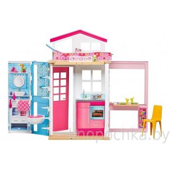 Переносной домик Барби Mattel DVV47