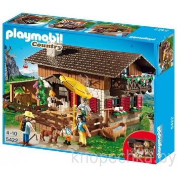 Дом в горах Playmobil 5422