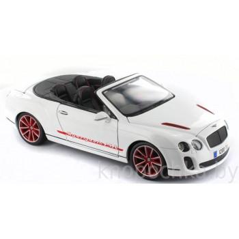 Машина Bentley Continental Diamond Bburago 1:18