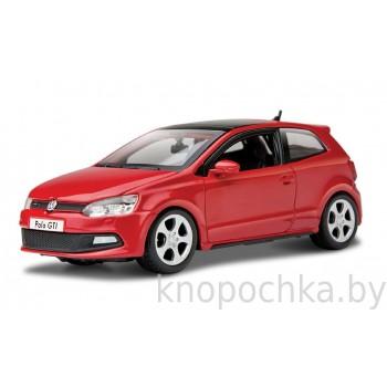 Модель автомобиля VW Volkswagen Polo 1:24