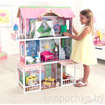 Кукольный домик с мебелью Свит Саванна Kidkraft