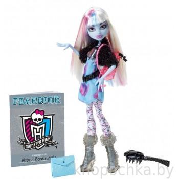 Кукла Monster High Эбби Боминейбл День Фотографии