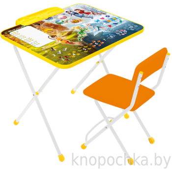 Детский столик и стульчик Ника Феи Тайны зимнего леса Disney2