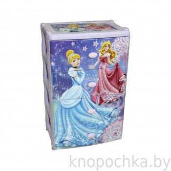 Комод широкий Принцессы-Дисней (для девочек)