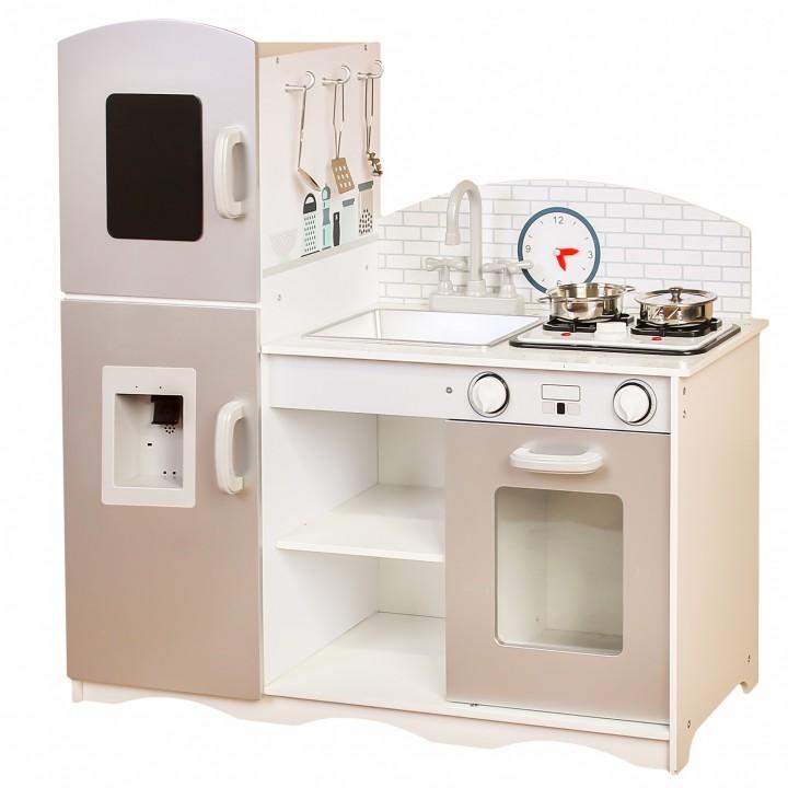 Деревянная детская кухня Eco Toys PLK529