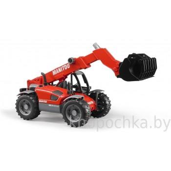 Погрузчик колёсный Manitou MLT 633 Bruder (Брудер) 02125