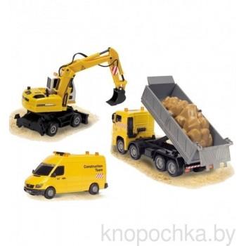 Набор строительной техники Dickie