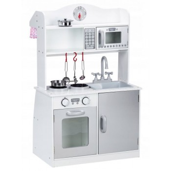 Деревянная детская кухня Eco Toys PLK530