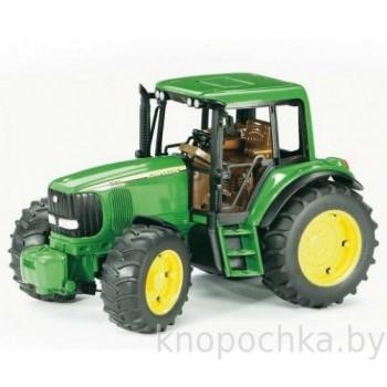Игрушка Брудер Трактор John Deere 6920 Bruder 02050