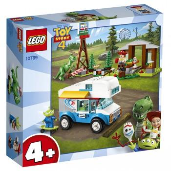 Lego Toy Story 10769 История игрушек-4: Весёлый отпуск