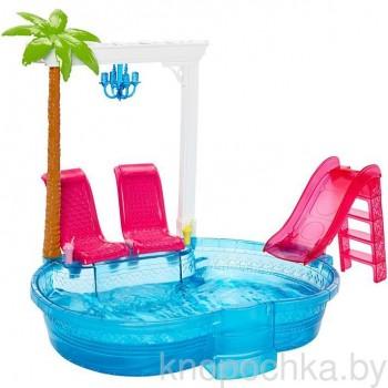 Игровой набор Гламурный бассейн Barbie DGW22