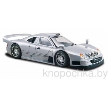 Модель автомобиля Mercedes-Benz CLK-GTR 1:24 Maisto 31949