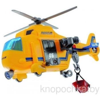 Спасательный вертолет Dickie, 18 см (свет, звук)