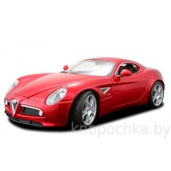 Машина Alfa Romeo 8C Bburago 1:18