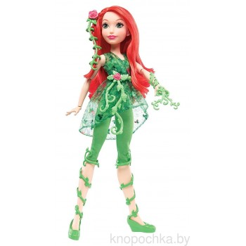 Кукла DC Hero Girls Poison Ivy DLT67