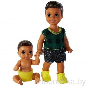 Набор Barbie Братья и сестры GFL32