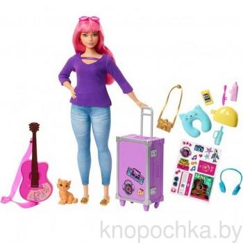 Кукла Barbie Дейзи серии Путешествия FWV26
