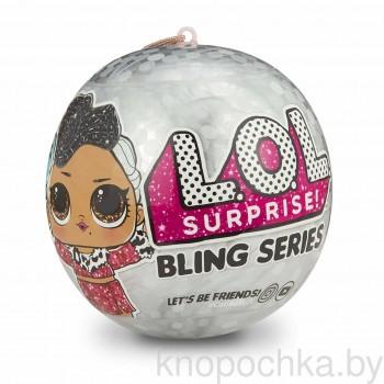 Кукла Лол Новогодняя серия - Lol Bling Series