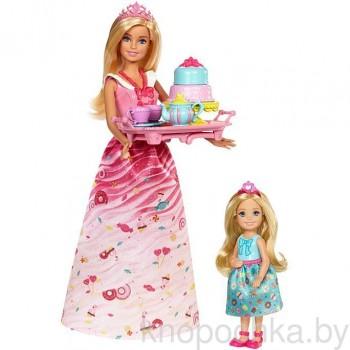 Кукла Barbie и Челси