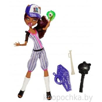 Кукла Monster High Клодин Вульф Монстры спорта