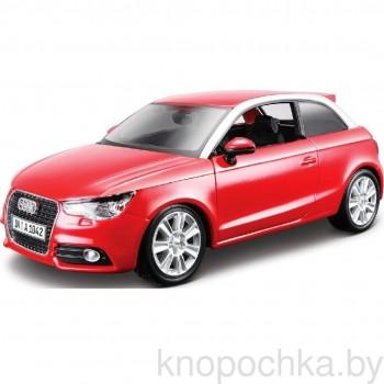 Сборная модель Audi A1 Bburago 1:24