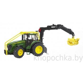 Игрушка Брудер Трактор John Deere 7930 Bruder 03053