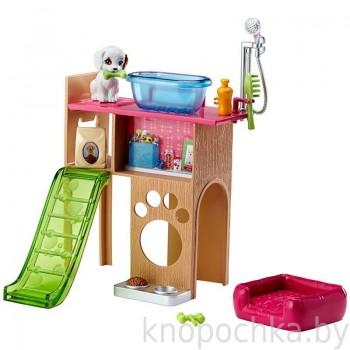 Набор мебели Barbie Уголок домашнего питомца DVX50