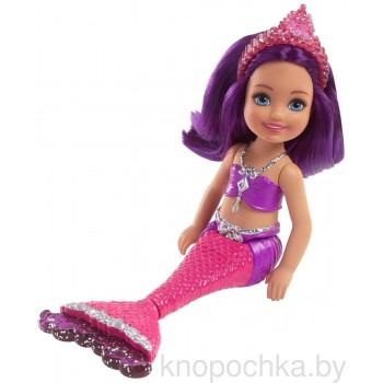 Кукла Челси Русалочка Barbie FKN06