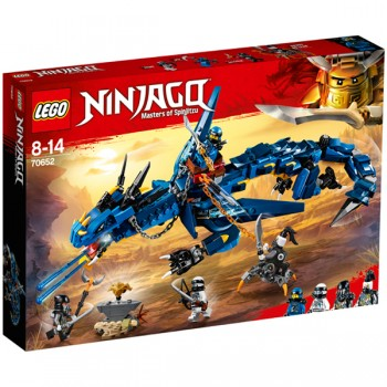 Lego Ninjago 70652 Вестник Бури