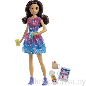 Кукла Barbie Скиппер Няня FXG93