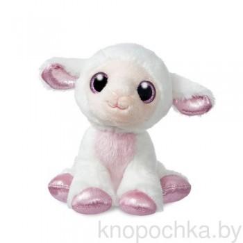 Мягкая игрушка Aurora Барашек, 18 см