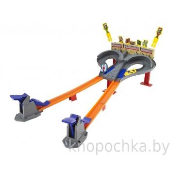 Трек для машинок Безумные гонки Hot Wheels