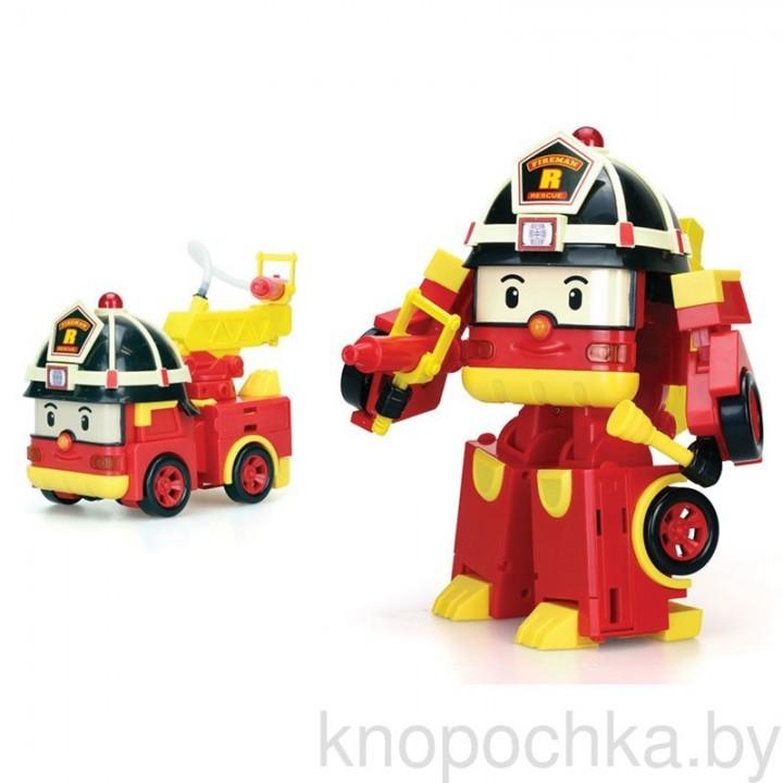 Robocar Poli 83284 Рой мега трансформер