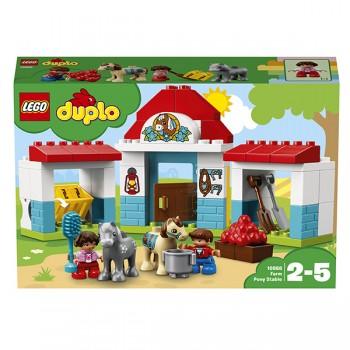 Lego Duplo 10868 Конюшня на ферме