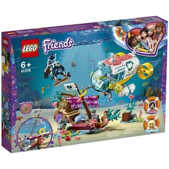 Lego Friends 41378 Спасение дельфинов